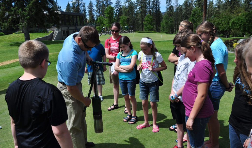 First Green Field Trip Golf Course Superintendent | First Green A GCSAA Program